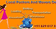 Packers And Movers In Delhi: Certified Packers And Movers In Delhi