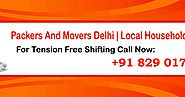 Packers And Movers In Delhi: Well-Built Migration Packers And Movers Delhi