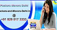 Packers And Movers In Delhi: A Few Thoughts With A Specific End Goal To Appreciate Bother Free Pressing And Moving Ad...