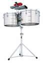 "LP258S Tito Puente Series ""Thunder Timbs"" Timbales"