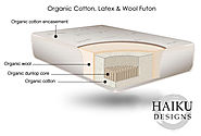 Buy Organic Futons Online - Haiku Designs.