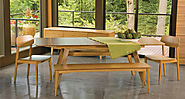 Affordable Bamboo Dining Room Furniture - Haiku Designs