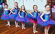 Kids Ballet & Hip Hop Dance Classes Rowville