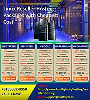 Best Reseller Hosting with Cpanel at Very Cheapest Cost - HostByte.in
