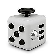 QQPOW Cube Relieve Stress for Adults Children Anxiety Attention Relieves Stress and Anxiety Release Stress Toy