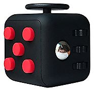 Ratoop Fidget Cube Relieves Stress and Anxiety Attention Toy for Work, Class, Home