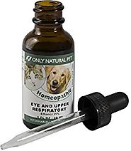 Only Natural Pet Eye & Upper Respiratory Homeopathic Remedy
