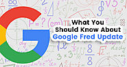 SEO Apocalypse: Google Confirms the Fred Algorithm Update | WEB 105 Creative