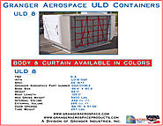 LD 8 Air Cargo Containers