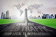 SEO Techniques to take web traffic from local to global