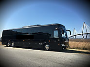 Looking for Best Bus Rental Transportation Services provider in Charleston!