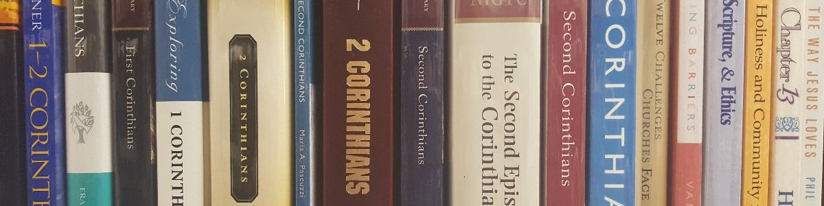 Headline for Best Bible Commentaries on 1 Corinthians