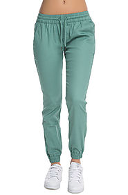Fairplay Brand Pants Women's Runners Sage Green