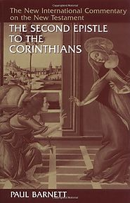2 Corinthians (NICNT) by Paul Barnett