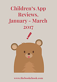 Children's App Reviews, January - March 2017