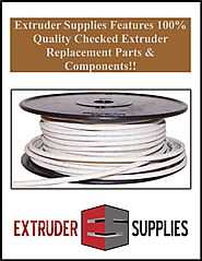 Extruder Supplies Features 100% Quality Checked Extruder Replacement Parts & Components!!