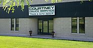 Courtney Truck Repair Shop Eden Prairie, MN