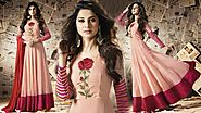 Women's Party Wear Gown Dresses: Long Floor Length Anarkali Salwar Kameez Suits Collection Online