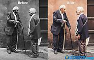 Photo Airbrushing Services | Photo Restoration Services | Image Restoration Services