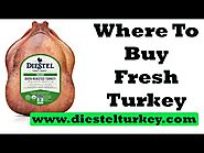 Where To Buy Fresh Turkey