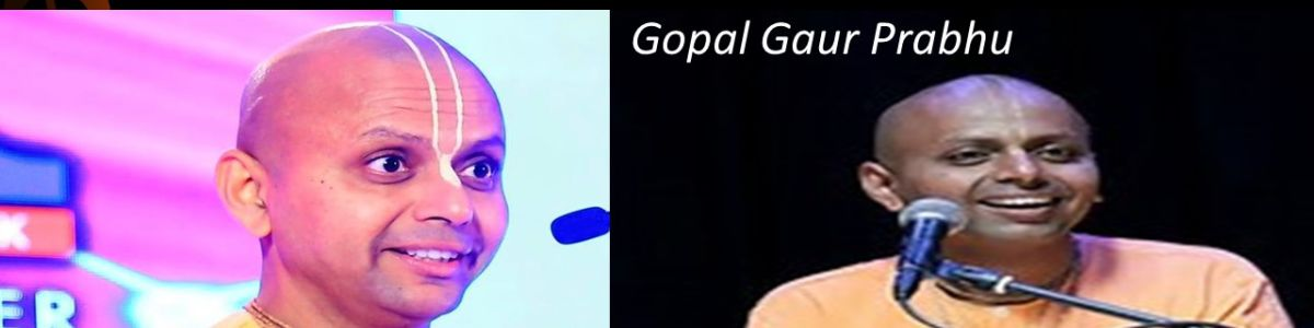 Headline for Compilation of Gopal Gaur Prabhu Funny speeches