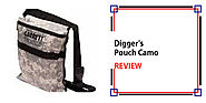 Digger's Pouch Camo Review - Detectorly