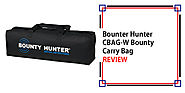Bounty Hunter CBAG-W Bounty Carry Bag Review - Detectorly