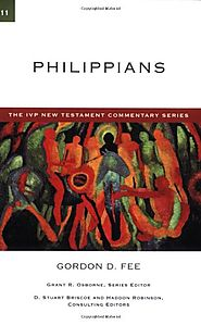 Philippians (IVPNTC) by Gordon Fee