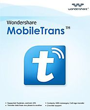 Wondershare MobileTrans Key Crack 2017 + License Key Registration Code [NEW]