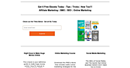 6 Free How To Online Digital Marketing Ebooks - Grab Them NOW!