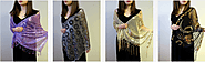 Buy Online Evening Wraps & Shawls At Yours Elegantly
