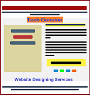 Website Designing Service with Animation and Graphics