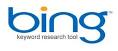 Bing - Keyword Research Tool
