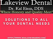 Oral Problem? Consult Dentist in Lake Elsinore CA!