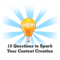 15 Killer Questions to Spark Your Content Creation