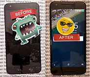 LG Google Nexus 5X Screen Repair & Replacement