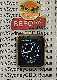 Apple Watch Screen Repairs & Replacement Sydney