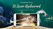 The Samsung Galaxy S5 Screen Replacement That's Totally Worth Your Money