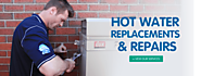 Hot Water Repairs Melbourne | Taylor & Sons Plumber