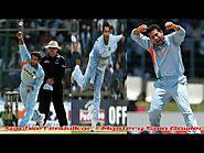 Sachin Tendulkar Best Mystery Spin Bowling in Cricket History Ever