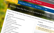 ECU Open Day Planner