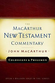Colossians and Philemon (MNTCS) by John MacArthur