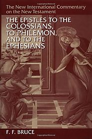 Colossians, Philemon, and Ephesians (NICNT) by F.F. Bruce
