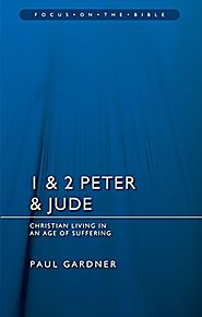1 & 2 Peter & Jude (FB) by Paul Gardner