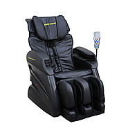3D Shiatsu Massage Chair HS-3601