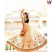 Lehenga Style Saree are trending Worldwide
