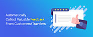 Introducing - Travelers Feedback Form Feature