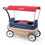 Whisper Ride Touring Wagon For Kids