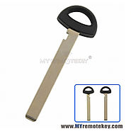 For BMW Mini cooper smart emergency key blade