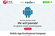 Mobile App Development Company, Android, iPad, iPhone Application Development India USA